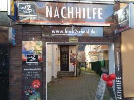 Nachhilfe Duisburg Rheinhausen- back2school Nachhilfe vom Profi